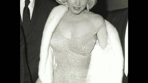 Se subasta por 5 millones el vestido con el que Marilyn felicitó a Kennedy