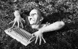 Twitter está lleno de zombis