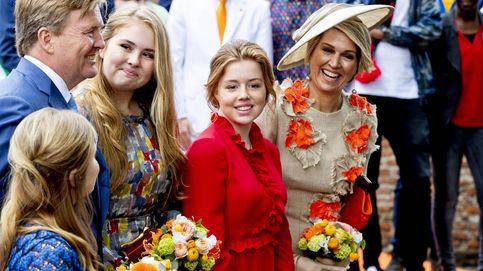 Los mejores looks del Koningsdag (Día del Rey) de Máxima de Holanda y sus hijas