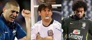 Benzema, Messi y Marcelo, afectados por el 'virus FIFA' pese a no jugar en un 'patatal'