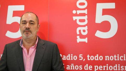 La tormenta en RTVE no cesa: dimite el director de Radio 5, Fernando Martín