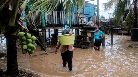 Al menos 6 muertos y 4 desaparecidos en Nicaragua tras el peligroso huracán Iota