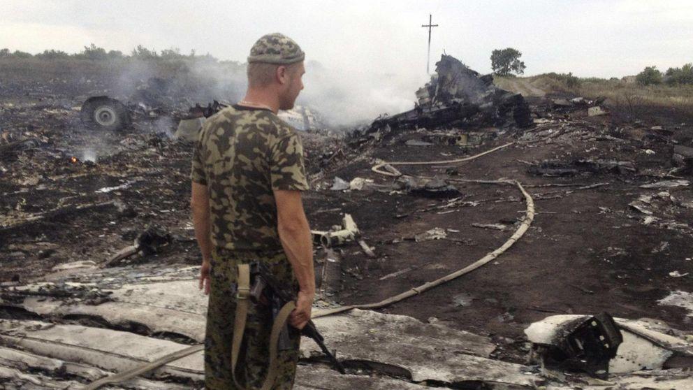 EEUU afirma que los rebeldes derribaron el avión con un misil