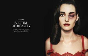 Foto: La violencia de género