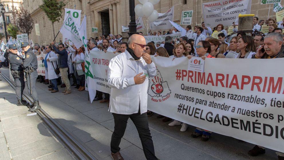 Sanidad andaluza: en la UCI, con pronóstico reservado... y las promesas sin cumplir