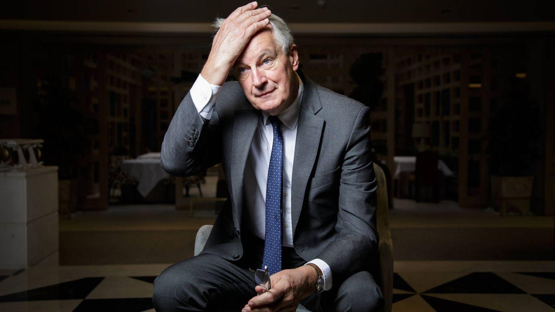 Foto: Michel Barnier. (Patricia J. Garcinuño)