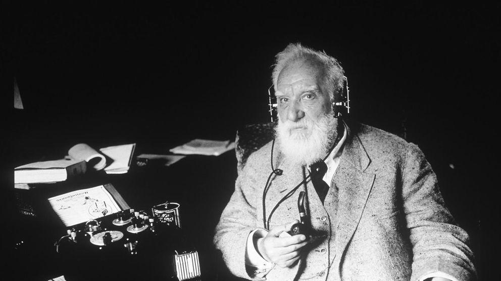 La física de partículas permite oír la voz de Alexander Graham Bell 130 años después