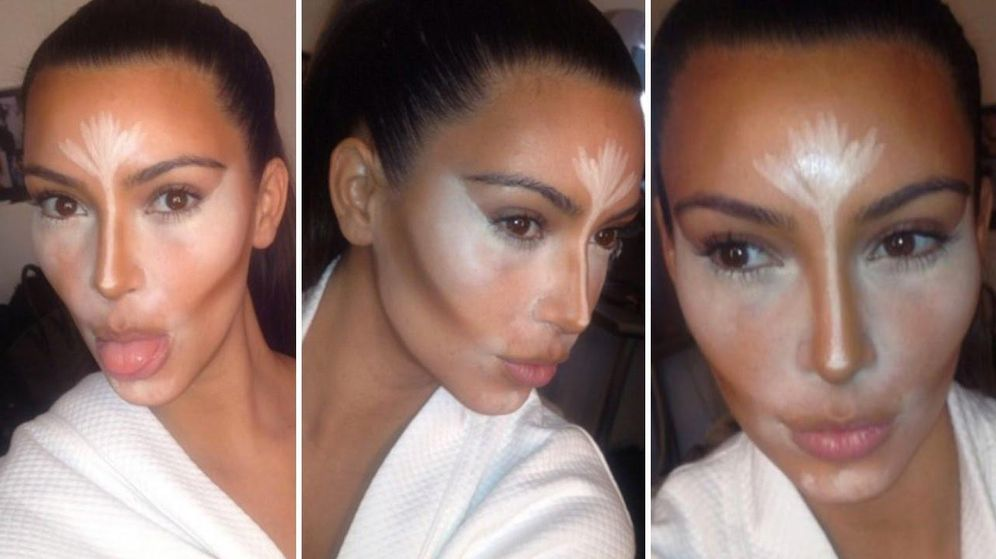 Foto: Más allá del 'contouring' de Kim Kardashian: cómo sacarle todo el partido a tu corrector
