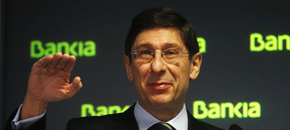 Foto: José Ignacio Goirigolzarri, presidente de Bankia