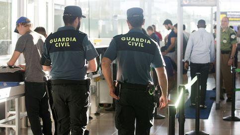 La Guardia Civil toma el control de la seguridad del aeropuerto de El Prat