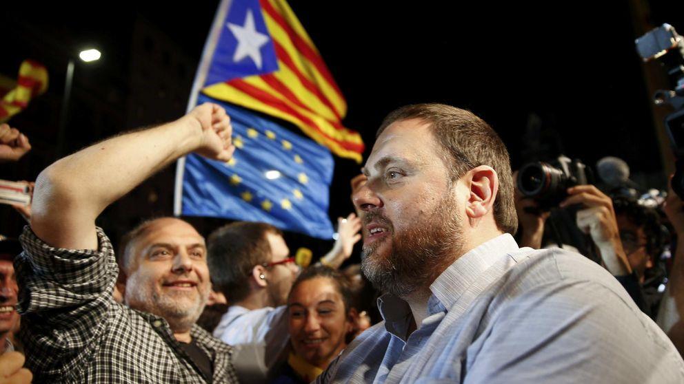 ERC no cierra la puerta a tomar la bandera de Mas y liderar el 'procés'