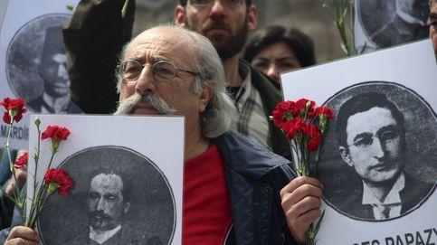 Activistas turcos exigen compensar el genocidio armenio