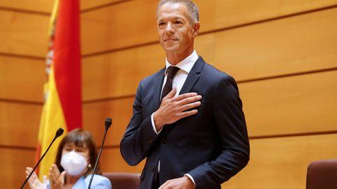Ander Gil, elegido nuevo presidente del Senado