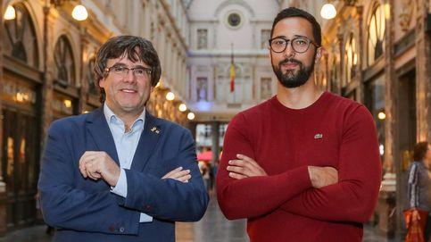 Valtònyc trabaja en Bélgica como informático para la empresa vinculada a Puigdemont