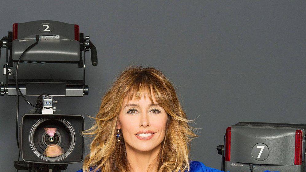 Foto:  Emma García, en una imagen promocional. (Mediaset)