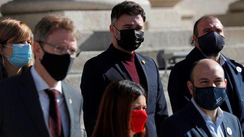 Los independentistas exigen una ley de amnistía como borrón y cuenta nueva del 'procés'