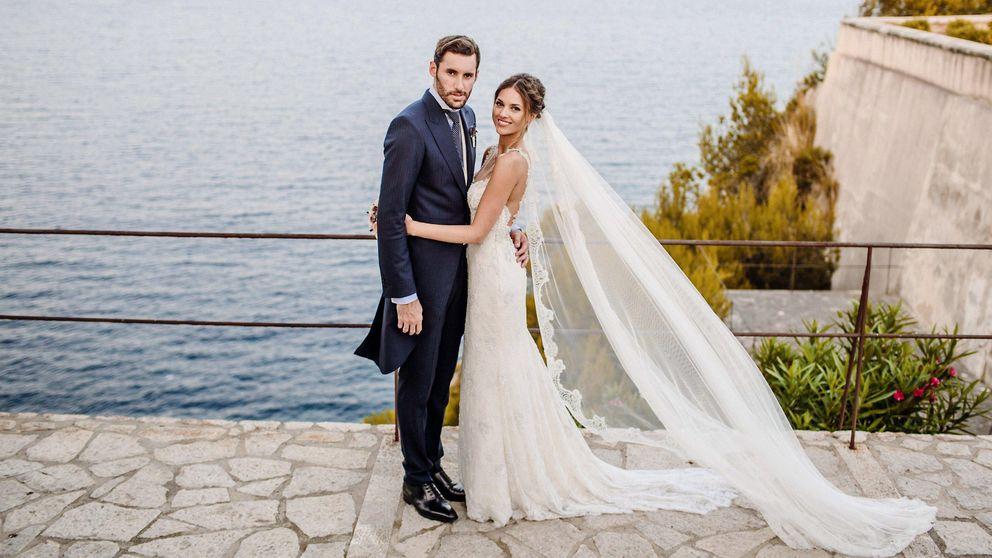 Las imágenes de la boda de Helen Lindes y Rudy Fernández
