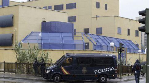 La Policía aborta un motín en el CIE de Aluche en Madrid