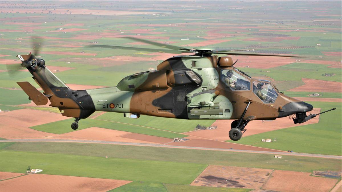 Recorte Encubierto En El Ejército Español El Gran Problema De No Poder Pagar Seis Tigres