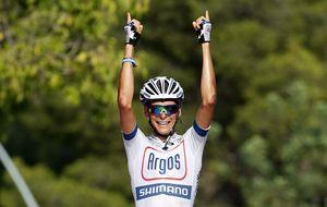Nibali retiene el maillot rojo en la antesala de los Pirineos