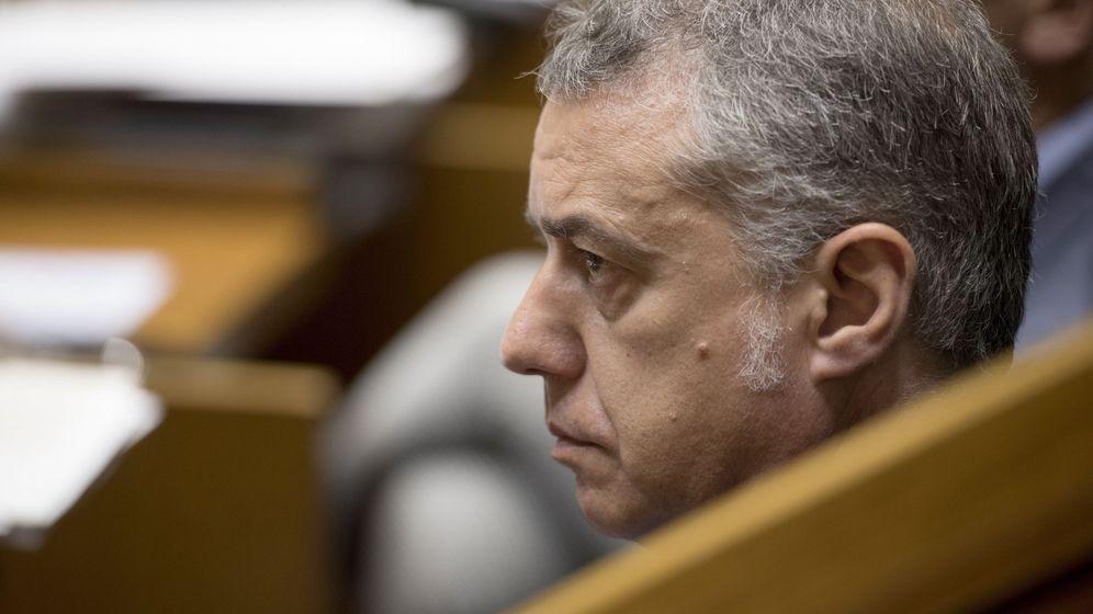 Foto: El lehendakari, Iñigo Urkullu. (EFE)