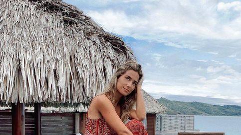 María Pombo sucumbe al bikini de margaritas de Women'secret (de rebajas)