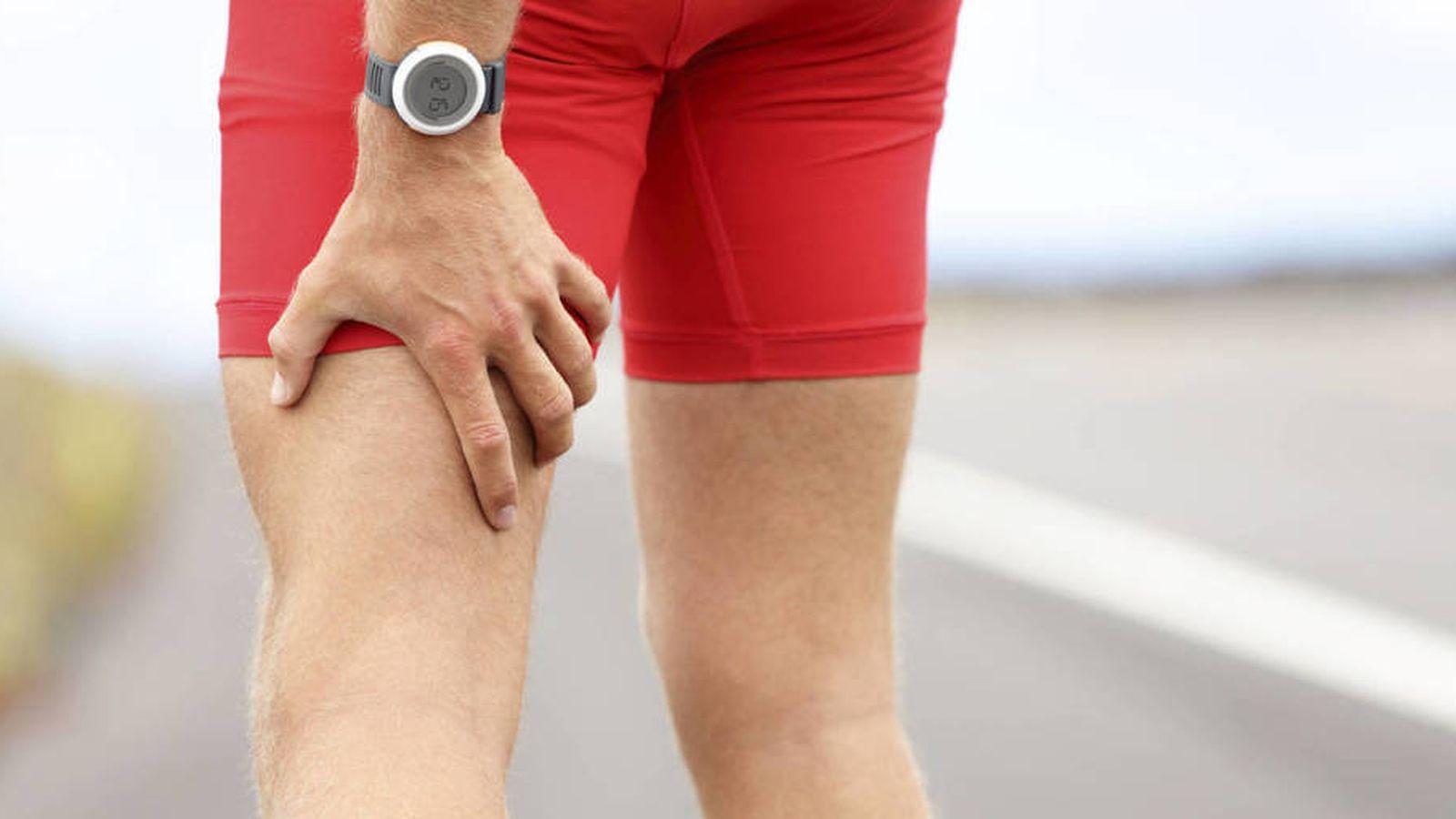 Foto: Sufrir calambres es habitual cuando se hace 'running' (iStock)