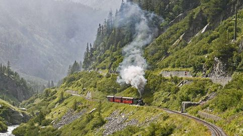 Cinco rutas en tren para disfrutar de los mejores paisajes europeos