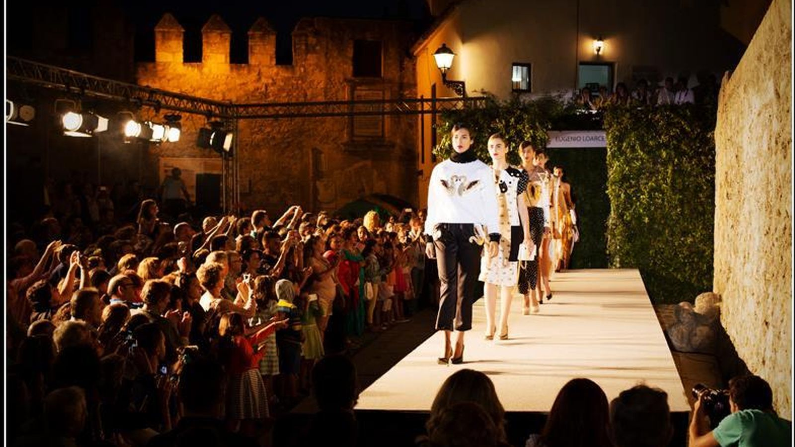 Foto: El Vejer We Fashion 2014 en acción