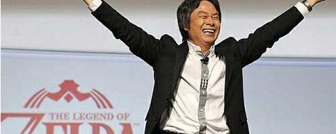 Foto: Shigeru Miyamoto gana el Premio Príncipe de Asturias de Comunicación y Humanidades