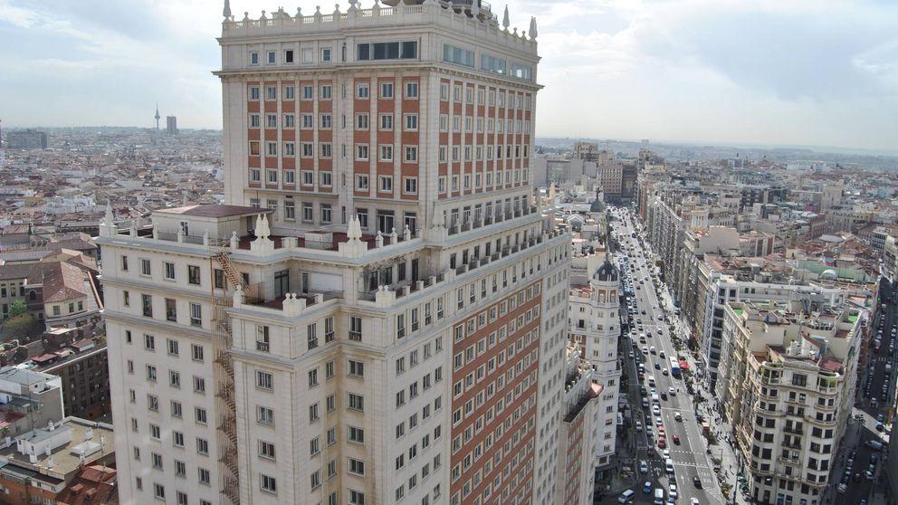 Diagonal Mar, Edificio España, Adequa... la inversión en 'ladrillo' se acelera