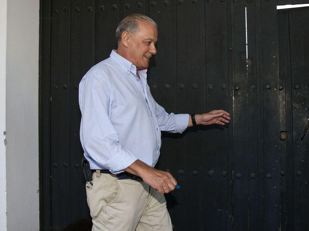 Foto: El exconsejero andaluz de Hacienda, Ángel Ojeda. (EFE)
