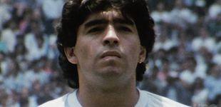 Post de Diego Maradona: rebelde, héroe, vividor y Dios televisivo
