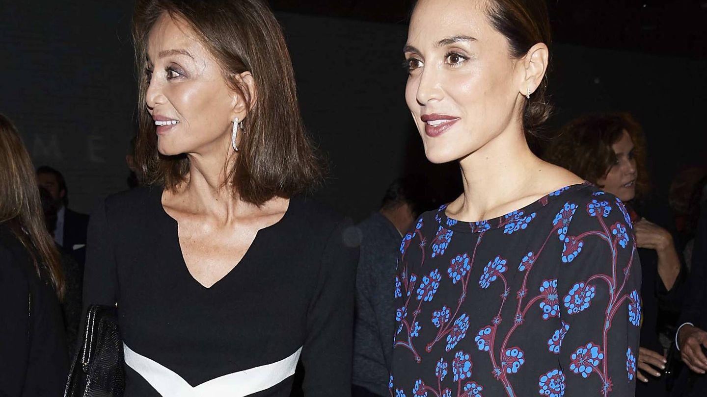 Isabel Presyler y Tamara Falcó en 2019.  (Getty)