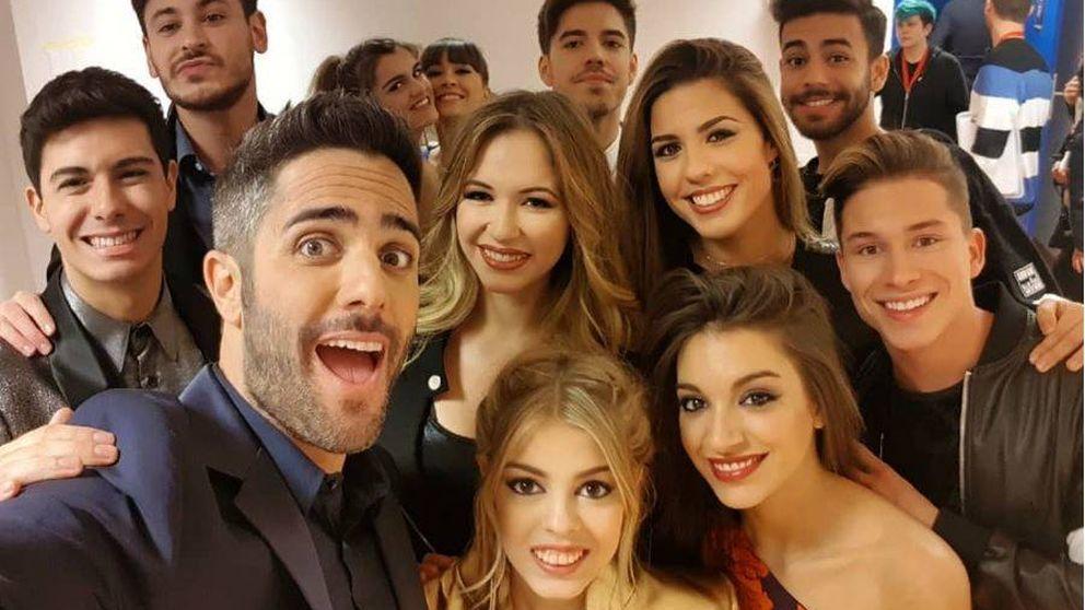 Roberto Leal: las 12 fotos más alocadas del presentador de 'Operación Triunfo'