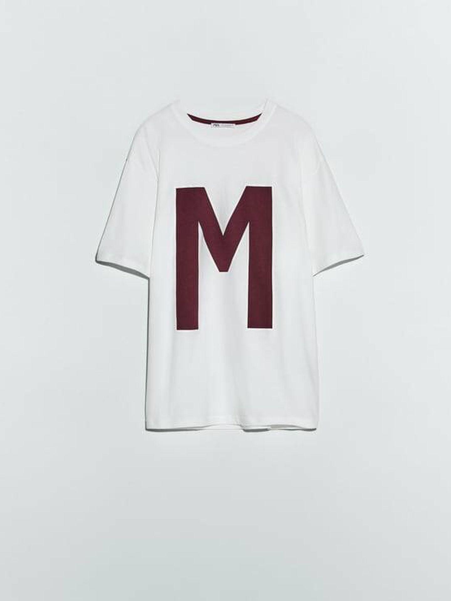 Camiseta de Massimo Dutti. (Cortesía)