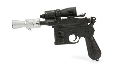 550.000 dólares por la pistola de Han Solo y Río Grande podría desaparecer por la sequía: el día en fotos