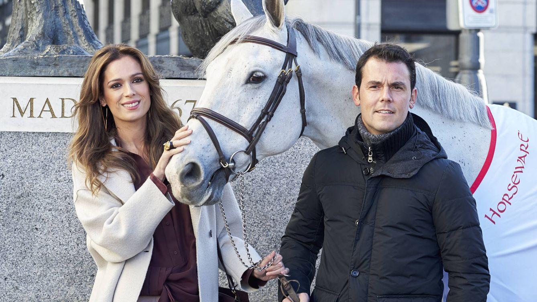 Horse Week, sin Sergio Álvarez (ex de Marta Ortega) y con la hija de Bruce Springsteen