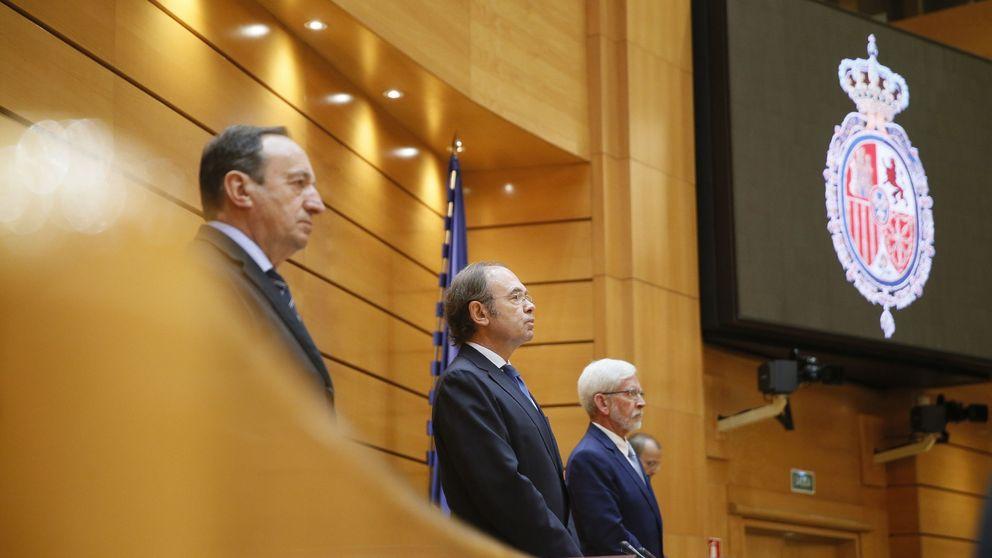 La Mesa del Senado se reunirá el sábado o el lunes para poner en marcha el 155