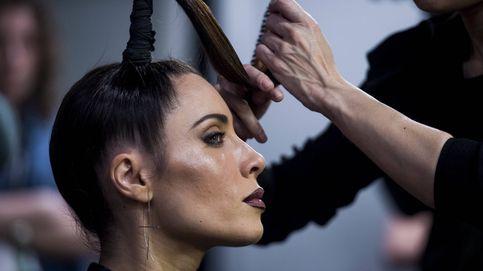 Pilar Rubio se escapa de 'El hormiguero' y 'Ninja Warrior' para subirse a la Pasarela Cibeles