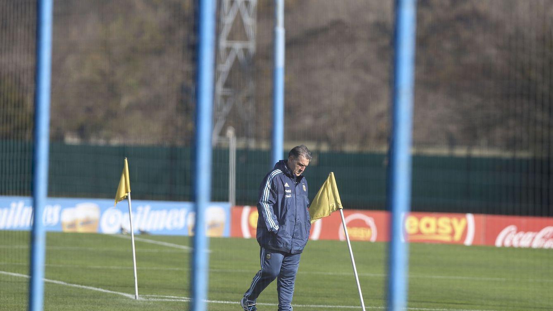 El Tata Martino dimite como seleccionador de Argentina de manera irrevocable