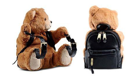 Un oso a la espalda por más de 1.000 euros