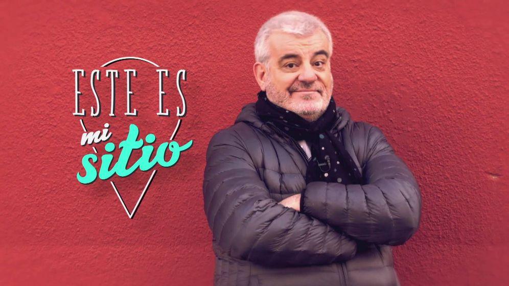 Foto: El humorista Millán Salcedo, uno de los protagonistas de 'Este es mi sitio'. (CMM)