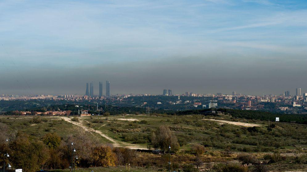Foto: Ecologistas en Acción denuncia que los niveles de dióxido de nitrógeno en Madrid están al margen de la ley en 2014 y 2015. (Daniel Muñoz Guerrero)