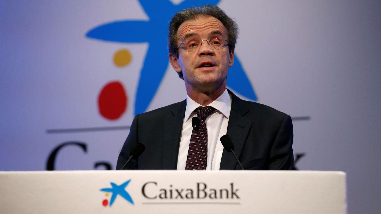 El presidente de CaixaBank, Jordi Gual. (Reuters)