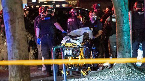 Un agente mata al sospechoso de haber asesinado a un fan de Trump en Portland