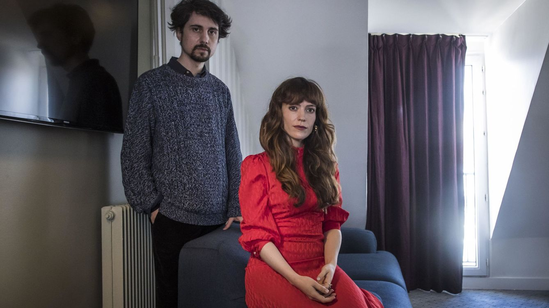 Jonás, el hijo indie de Fernando Trueba que aspira al César con su chica, Itsaso Arana