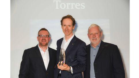 Familia Torres encabeza el ranking de las marcas de vino más admiradas de Europa