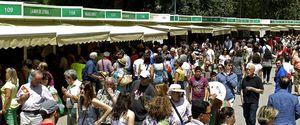 Foto: La Feria del Libro mira al cielo