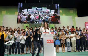 Susana Díaz empuja a Rajoy a convencer, no a vencer a los secesionistas catalanes